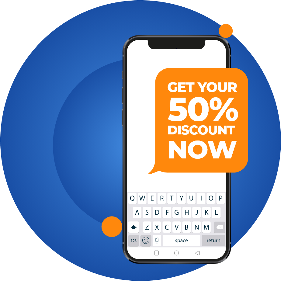 Get Your 50% Discount Now